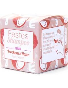 Shampoo Solido Per Capelli Secchi alla Vaniglia e Cocco