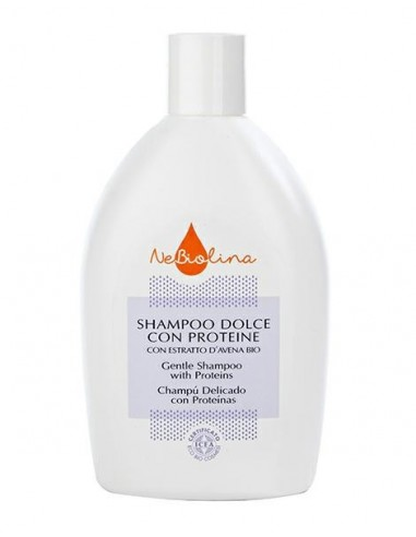 Shampoo Dolce con Proteine Nebiolina  - Wingsbeat
