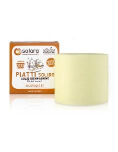 Solara - Piatti Solido Arancio
