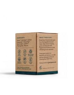 Natural Chewing Gum - Menta Piperita|Georganics|Wingsbeat