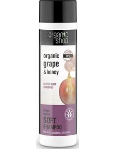 Shampoo Delicato Grape & Honey