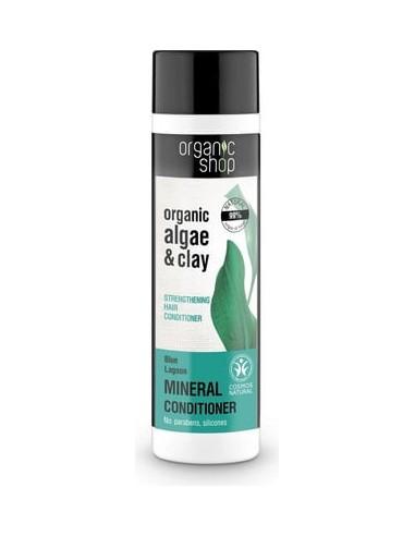 Balsamo Ristrutturante Alga e Argilla|Organic Shop|Wingsbeat