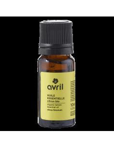 Olio Essenziale Di Limone Bio 10 ml