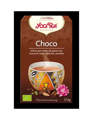 Tisana Yogi Tea Choco|Yogi Tea|Wingsbeat