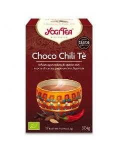 Tisana Yogi Tea Choco Chili