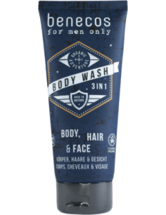 Men Body Wash 3 in 1 200 ml