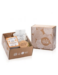 CO.SO. Gift Box Piatti Solido Arancio Dolce