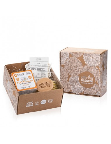 CO.SO. Gift Box Piatti Solido Arancio Dolce|Officina Naturae|Wingsbeeat