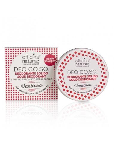 Deodorante Solido Vanitoso CO.SO|Officina Naturae|Wingsbeat