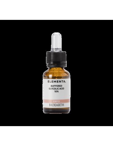 Buffered Glicolic Acid 10% Bioearth Wingsbeat