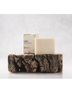 LEBIU - Shampoo solido 90g