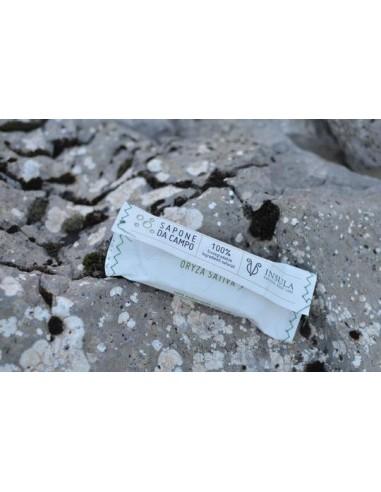 Saponetta Da Campo Con Astuccio Stone Paper 25 mg Insula Wingsbeat