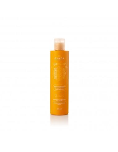 Hyalurvedic Shampoo Riflessante Gold Hair|Gyada Cosmetics|Wingsbeat