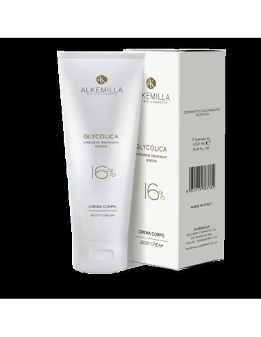 Glycolica Crema Corpo 16%  Alkemilla Eco Bio Cosmetics - Wingsbeat