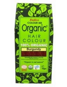 Tinta vegetale Biologica  Burgundy|Radico|Wingsbeat