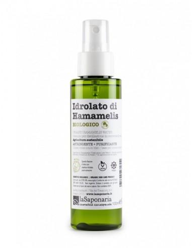 Idrolato di Hamamelis Bio 100 ml|La Saponaria|Wingsbeat