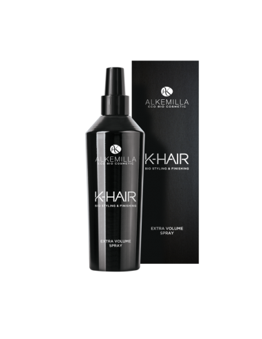 K-Hair Extra Volume Spray Alkemilla Eco Bio Cosmetics - Wingsbeat