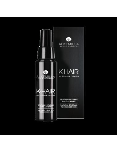 WIngsbeat - Cristalli Liquidi Naturali Capelli Biondi K-Hair Alkemilla Eco Bio Cosmetics
