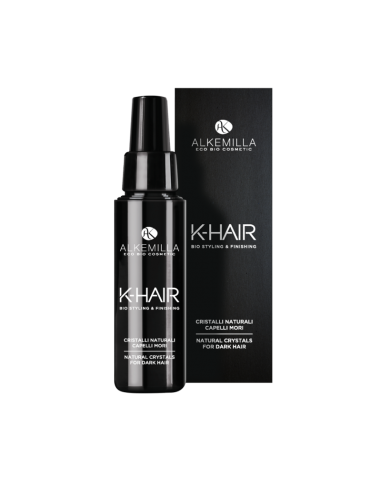 WIngsbeat - Cristalli Liquidi Naturali Capelli Mori K-Hair Alkemilla Eco Bio Cosmetics