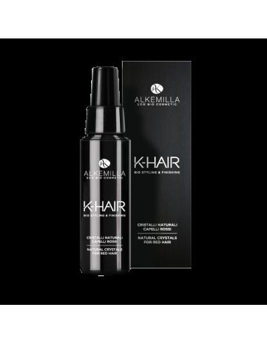 Cristalli Liquidi Naturali Capelli Rossi K-Hair Alkemilla Eco Bio Cosmetics - Wingsbeat