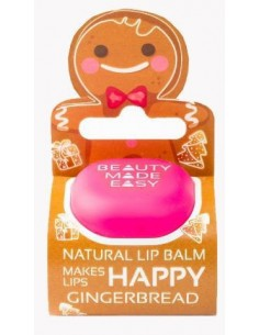 Natural Lip Balm Gingerbread