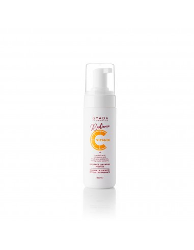 Radiance Cleansing Mousse - Mousse Detergente Illuminante|Gyada Cosmetics|Wingsbeat