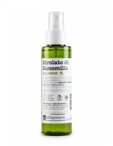 Idrolato di Camomilla Bio 100 ml La Saponaria Wingsbeat