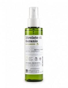Idrolato di Geranio Bio 100 ml