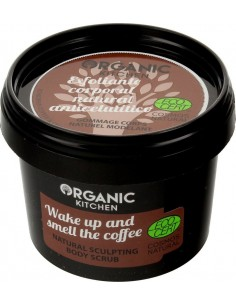 Wake Up And Smell The Coffee. Scrub Modellante 100 ml