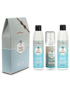 Cofanetto uomo bagnodoccia + shampoo + deodorante