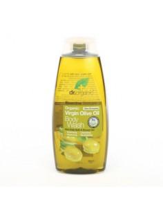 Organic Olive Body Wash - Gel Doccia