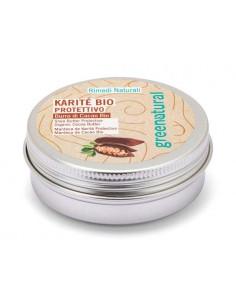 Burro di Karité & Cacao Bio Protettivo 50 ml