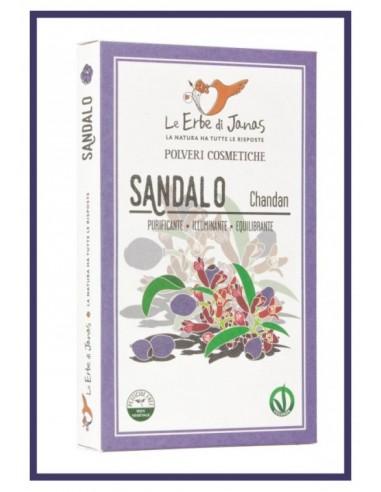 Sandalo (Chandan) Le Erbe di Janas Wingsbeat