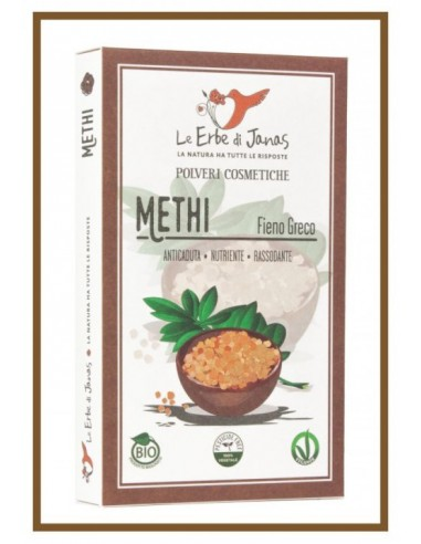 Methi (Fieno Greco) Le Erbe di Janas|Wingsbeat