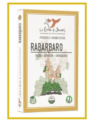 RABARBARO- RHAPONTIC Le Erbe di Janas|Wingsbeat