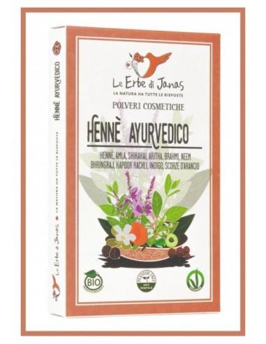 Hennè Ayurvedico Le Erbe di Janas|Wingsbeat