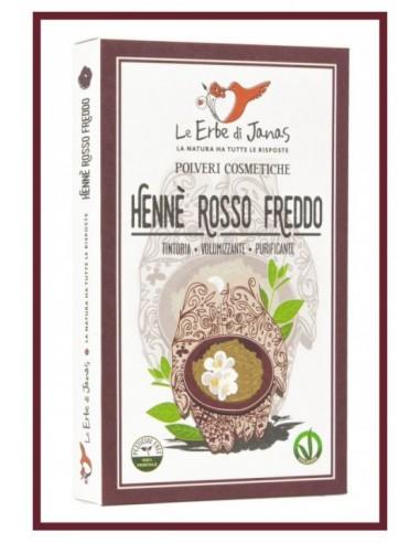 Hennè Rosso Freddo Le Erbe di Janas|Wingsbeat