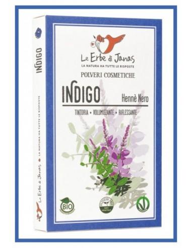 Indigo Hennè Nero Le Erbe di Janas|Wingsbeat