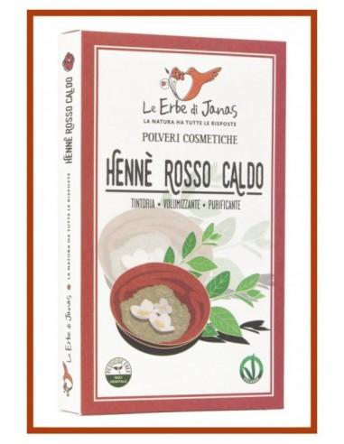 Henné Rosso Caldo Le Erbe di Janas|Wingsbeat