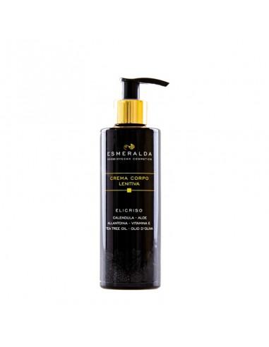 Crema Corpo Lenitiva Rigenerante|Esmeralda Cosmetics|Wingsbeat