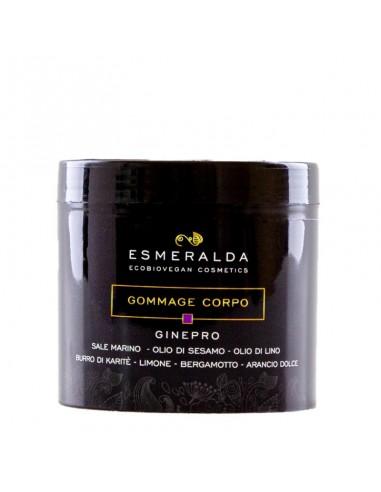 Gommage Corpo e Viso|Esmeralda Cosmetics|Wingsbeat