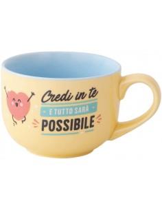 Tazza - Credi In Te E Tutto Sarà Possibile