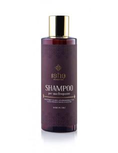 Shampoo Ayurvedico Amla, Tulsi ed Ashwagandha - Uso Frequente