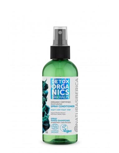 Detox Organics Sakhalin - Balsamo Spray Idratante|Natura Siberica|Wingsbeat