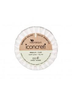 Shampoo Solido Argilla - Capelli Grassi