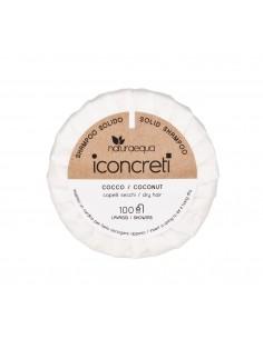 Shampoo Solido Cocco - Capelli Secchi