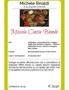 Miscela Cinzia Biondo