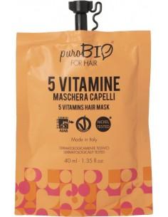 Maschera alle 5 Vitamine