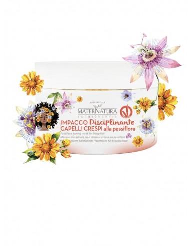 Impacco Capelli Rivitalizzante alla Passiflora | MaterNatura | Wingsbeat