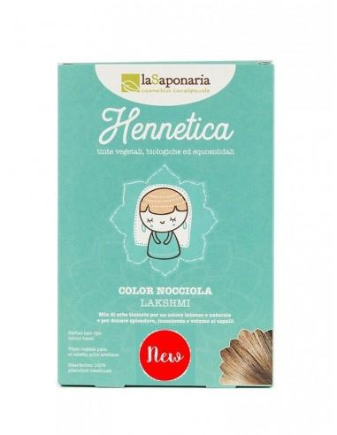 Tinta Vegetale Nocciola - Lakshmi   La Saponaria   Wingsbeat